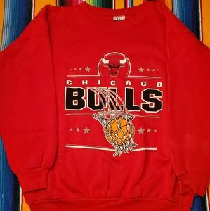 Vintage Chicago Bulls sweatshirt